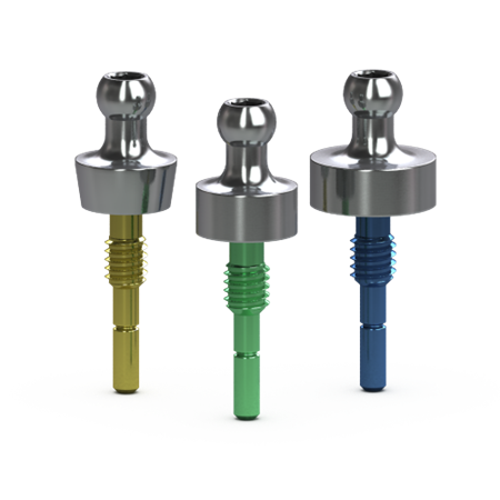 Picture for category Ball Abutments